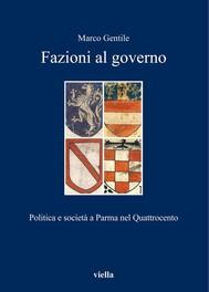 Fazioni al governo - copertina
