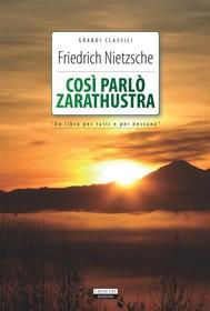 Così parlò Zarathustra - copertina
