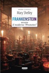Frankenstein - copertina