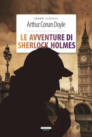 Le avventure di Sherlock Holmes - copertina