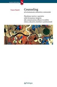 Counseling ad orientamento umanistico-esistenziale - copertina