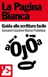 La pagina bianca - copertina