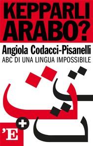 Kepparli arabo? - copertina