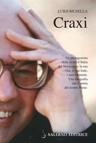 Craxi - copertina