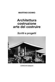 Architettura costruzione arte del costruire - copertina