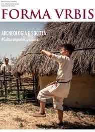 Archeologia E Società - copertina