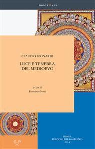 Luce e tenebra del Medioevo - copertina
