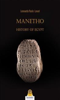 Manetho - Librerie.coop