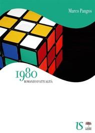 1980. Romanzo d'attualità - copertina