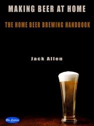 Making beer at home - copertina