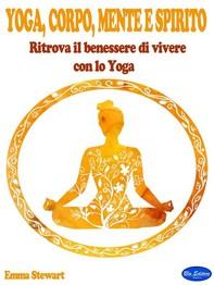 Yoga, Corpo, Mente e Spirito - Librerie.coop