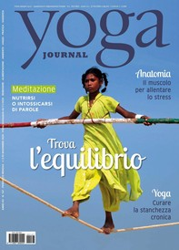 Yoga Journal Novembre n.147 - Librerie.coop