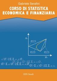 CORSO DI STATISTICA ECONOMICA E FINANZIARIA - copertina