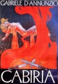 Cabiria - copertina
