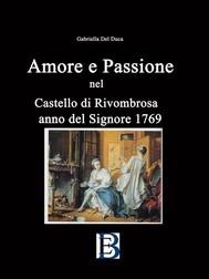 Amore e Passione - copertina