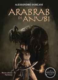 Arabrab di Anubi - copertina