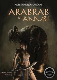 Arabrab di Anubi - Librerie.coop