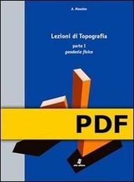 Lezioni di Topografia - Parte I - Geodesia fisica - copertina