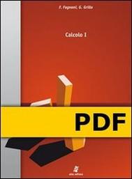 Calcolo I - copertina