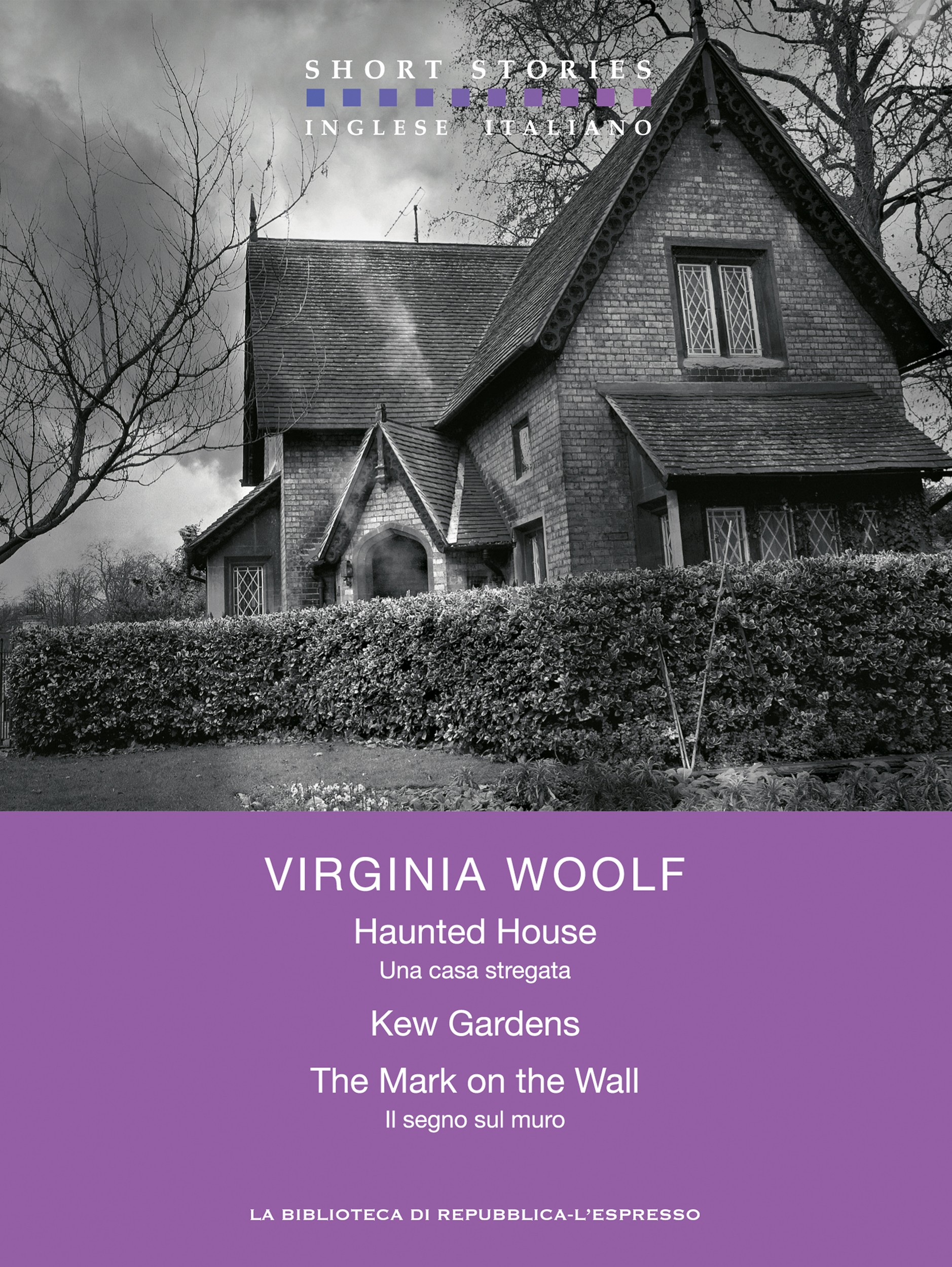 the modern ghost story in a haunted house a short story by virginia woolf Aickman, barnard, chetwynd-hayes & danby the fontana horror, ghost, tales of terror series' and beyond.