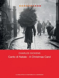 A Christmas Carol / Canto di Natale - copertina