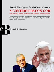 A Controversy on God - copertina
