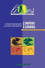 Limes - L'impero è Londra - copertina