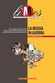 Limes - La Russia in guerra - copertina