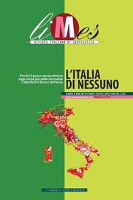 L'Italia di nessuno - copertina