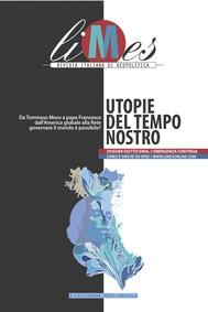 Utopie del tempo nostro - copertina