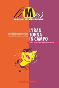 Limes - L'Iran torna in campo - copertina