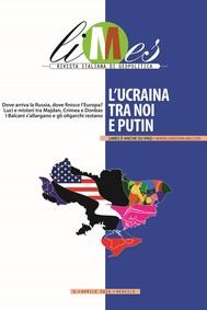 Limes - L'Ucraina tra noi e Putin - copertina