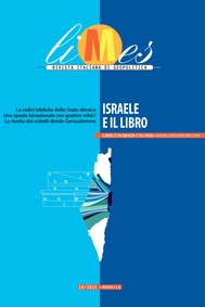 Limes - Israele e il Libro - copertina