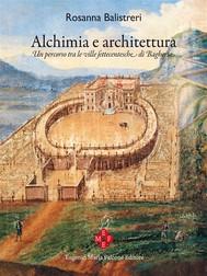 Alchimia e architettura - copertina