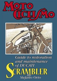 Guide to restoration and maintenance of Ducati Scrambler - copertina