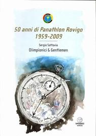 50 Anni di Panathlon Rovigo 1959-2009 - copertina