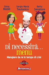 Di necessità… menu - Librerie.coop