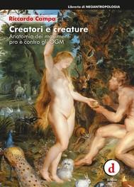 Creatori e creature - copertina