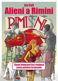 Alieni a Rimini - copertina