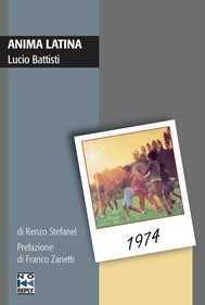 Anima Latina. Lucio Battisti - copertina
