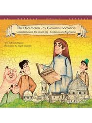 The Decameron by G. Boccaccio - copertina