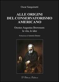 Alle origini del conservatorismo americano - copertina