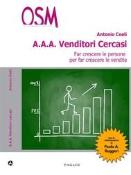 AAA Venditori Cercasi - copertina