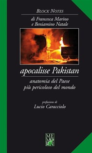 Apocalisse Pakistan - copertina