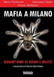 Mafia a Milano - copertina