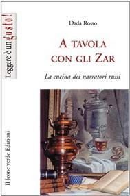 A tavola con gli Zar - copertina