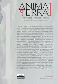 Anima e Terra 1 - copertina