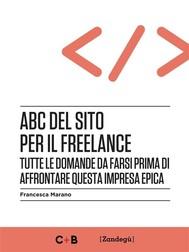 ABC del sito per il freelance - copertina