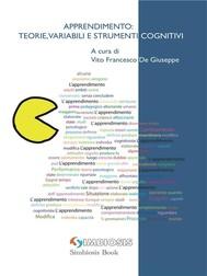 Apprendimento: Teorie, Variabili e Strumenti Cognitivi - copertina