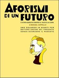 Aforismi di un futuro - copertina